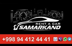 Rent a Car Samarkand